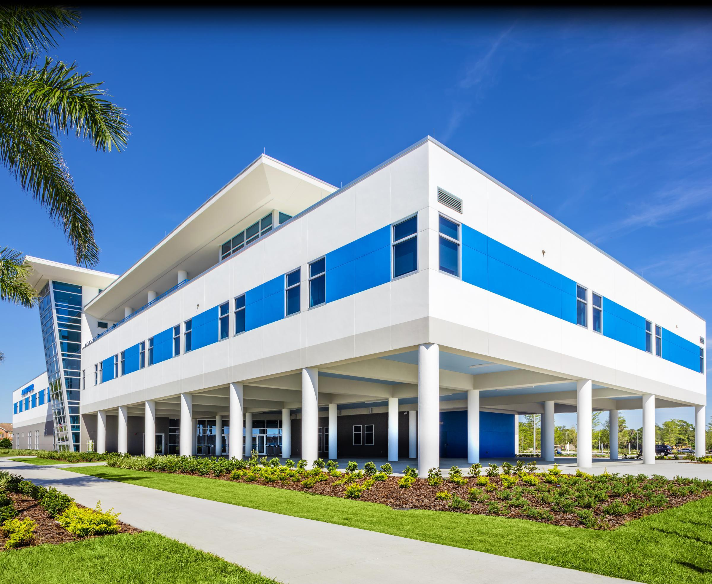 Img: IMG Academy Academic Center