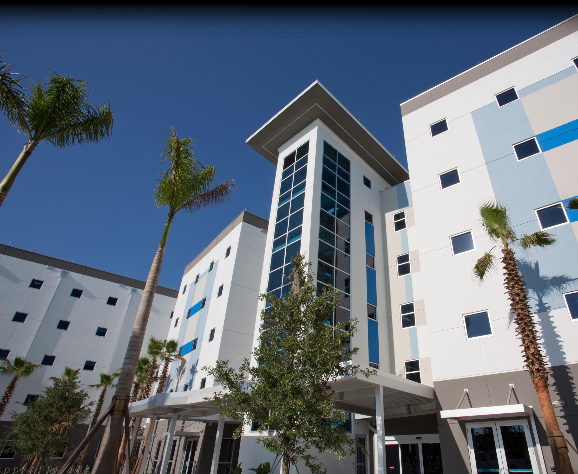 Img Academy Student Residence Hall 5 Story Tandem