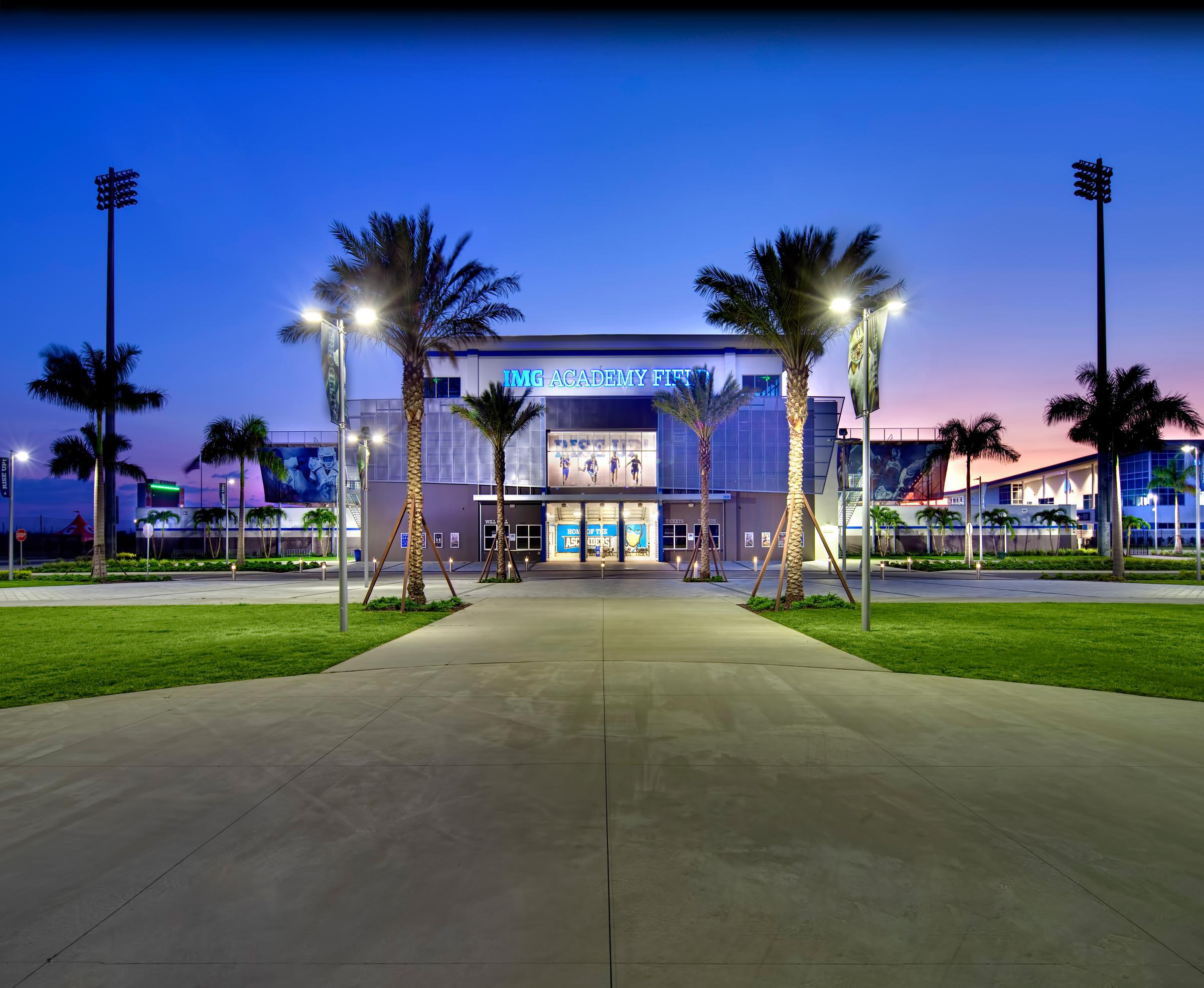 Img: IMG Academy Multi-Sports Complex