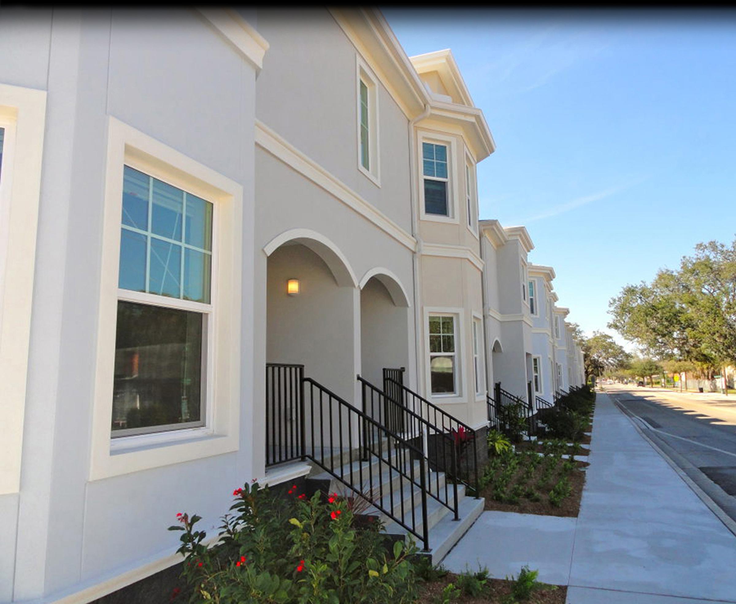 Sarasota Housing Authority King Stone Townhomes