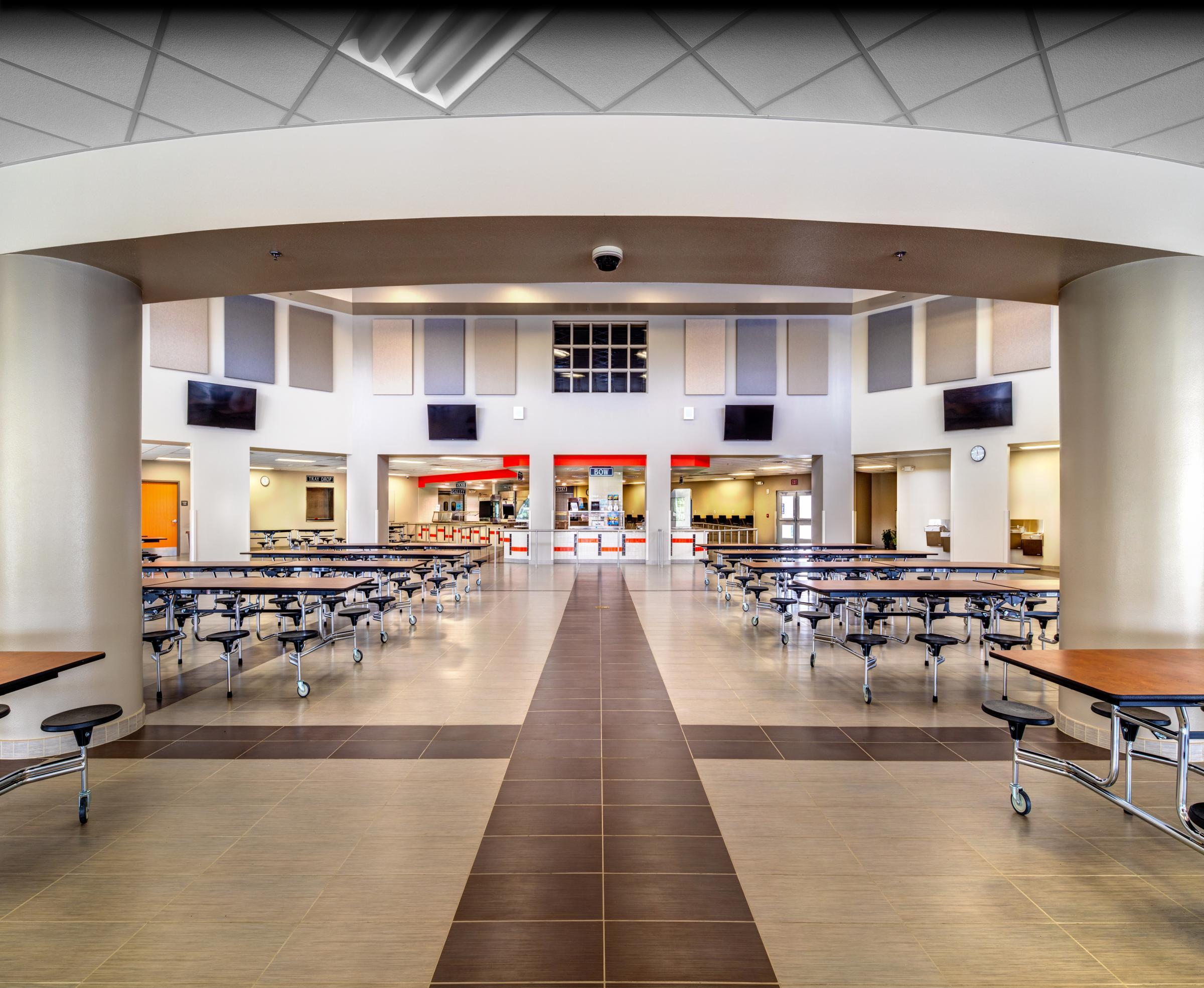 sarasota high school west campus renovation and expansion